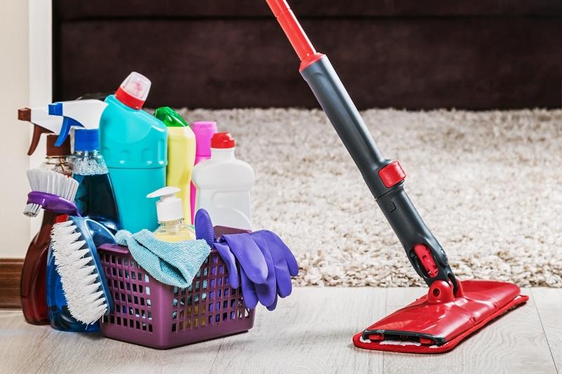 Chemia gospodarcza – czego używać do sprzątania?