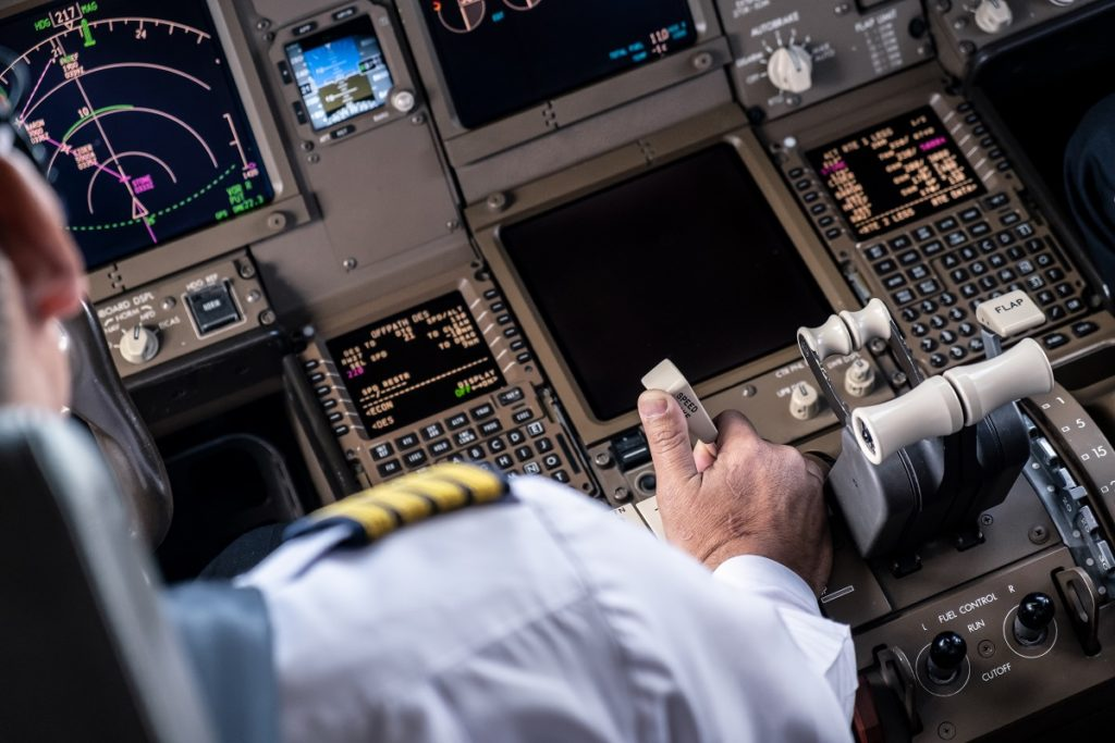 Pilotowanie śmigłowca